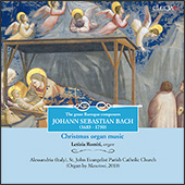 Christmas organ music 170x170